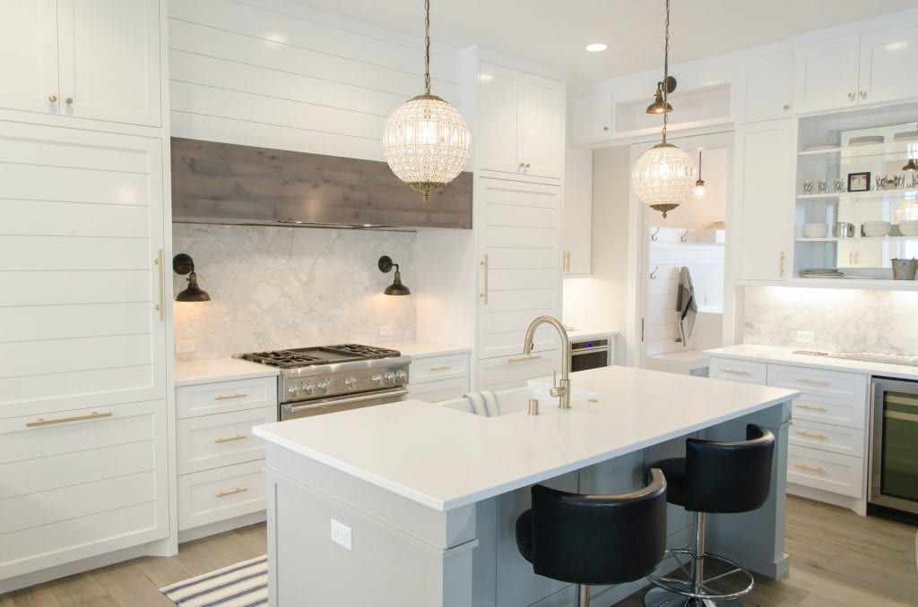 remodel kitchen brentwood ca