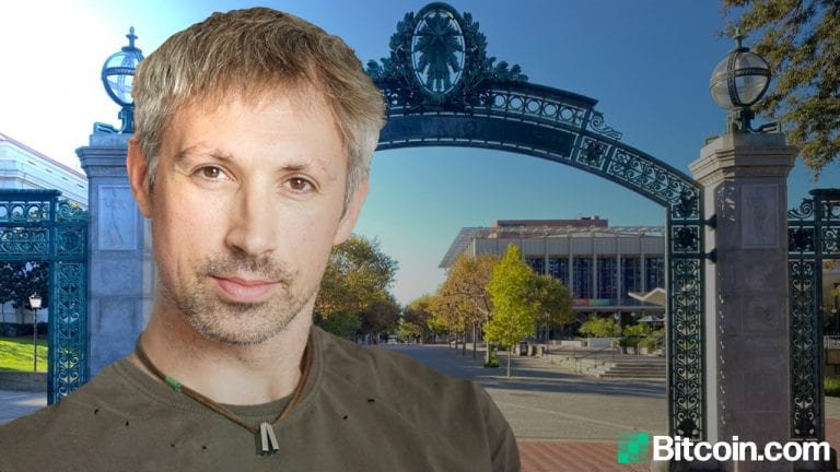 Polkadot's Dr. Gavin Wood to Give Lecture Series as Part of UC Berkeley Blockchain Curriculum